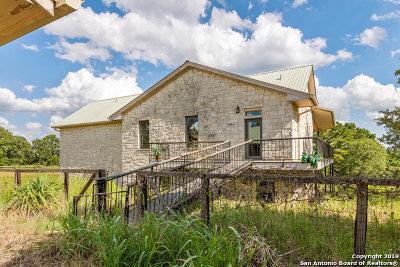 Bastrop Farm & Ranch For Sale: 490 John Craft Rd