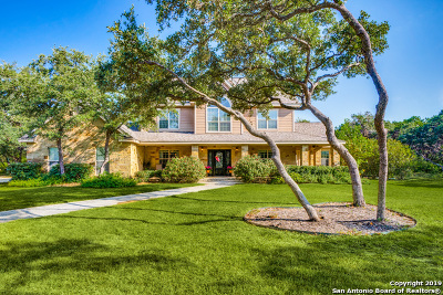 Helotes Single Family Home Back on Market: 11695 Sunset Rnch