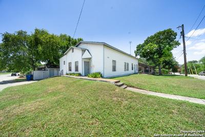 Mahncke Park Multi Family Home For Sale: 322 Andrews