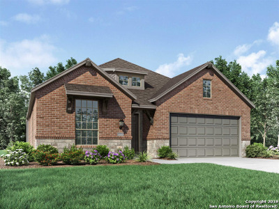San Antonio Single Family Home Price Change: 12327 Twister