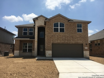 Valley Ranch - Bexar County Single Family Home For Sale: 8814 Hamer Ranch