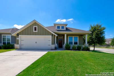 Schertz Single Family Home For Sale: 12004 Ivy Post