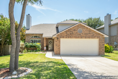 Schertz Single Family Home Active Option: 1140 Berry Creek Dr