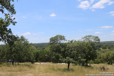 Helotes Residential Lots & Land For Sale: 20748 Sams Ranch Pass