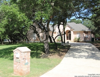 Timberwood Park Single Family Home Price Change: 719 Best Way
