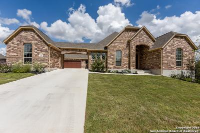 Castroville Single Family Home For Sale: 333 Cascade Trail