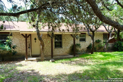 Helotes Single Family Home For Sale: 13454 Fm 1560