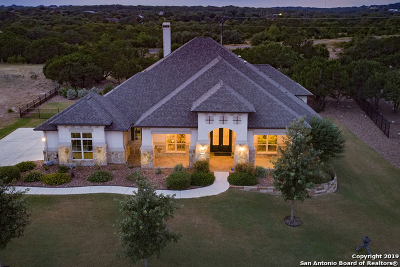 New Braunfels Single Family Home For Sale: 2330 Haven Bluff Ct