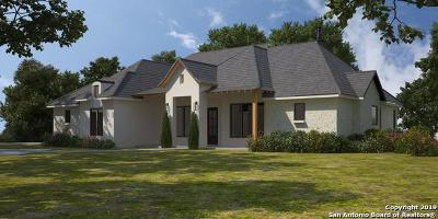 Boerne Single Family Home For Sale: 606 Menger Springs