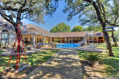 Spring Branch Single Family Home For Sale: 642 Phantom Rider Trail