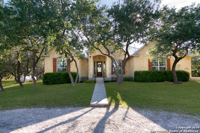 Boerne Single Family Home Active Option: 1214 Rodalyn Dr
