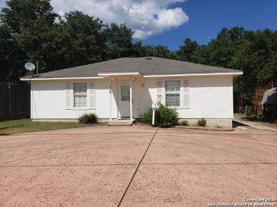 Bulverde, Spring Branch, Canyon Lake Single Family Home Active Option: 110 Cindy Dr
