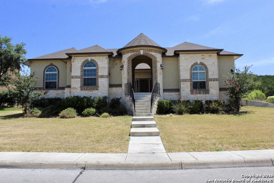 Helotes Single Family Home Active Option: 10406 Springcroft Ct