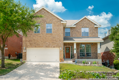 Stone Oak Single Family Home Active Option: 727 Lorimor Ct