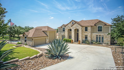 Canyon Lake Single Family Home For Sale: 818 Highland Springs