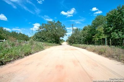 Atascosa County Residential Lots & Land For Sale: 00000 Hickory Ln