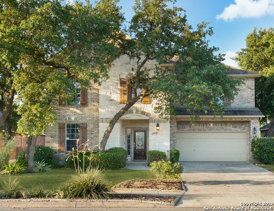 Helotes Single Family Home Active Option: 8918 Cordes Jct