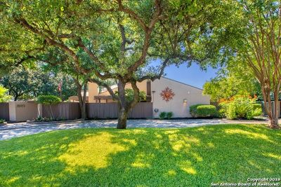 San Antonio Single Family Home For Sale: 8907 Carriage Dr
