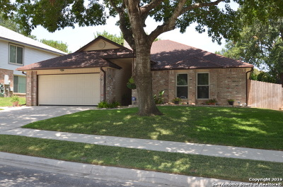 Schertz Single Family Home For Sale: 2800 Kingsland Circle