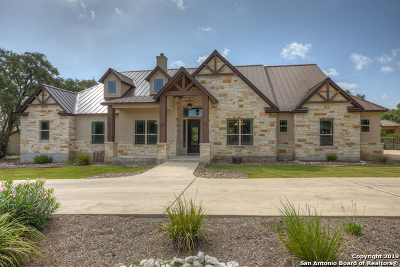 New Braunfels Single Family Home For Sale: 305 Copper Trace