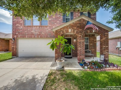 Cibolo Single Family Home For Sale: 213 Jersey Bend