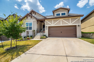 Single Family Home For Sale: 23007 Copper Gully