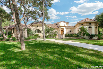 Garden Ridge Single Family Home For Sale: 8207 Wild Wind Park