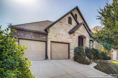Boerne, Fair Oaks Ranch, Leon Springs Single Family Home Back on Market: 27210 Smokey Chase