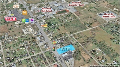 Floresville Residential Lots & Land For Sale: 1400 10th St