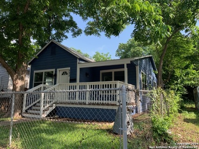Mahncke Park Single Family Home For Sale: 223 Victor St