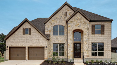 New Braunfels Single Family Home For Sale: 556 Tobacco Pass