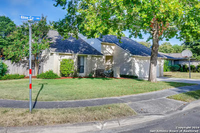 Schertz Single Family Home Back on Market: 2401 Kline Circle