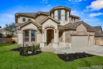 Single Family Home For Sale: 15323 Comanche Mist