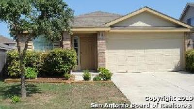 Selma Single Family Home For Sale: 9003 Pinseeker