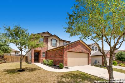 Cibolo Single Family Home Price Change: 5739 Columbia Dr