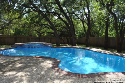 San Antonio Single Family Home For Sale: 1607 Sage Run