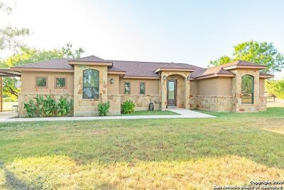 Floresville Single Family Home For Sale: 1002 Westcrest