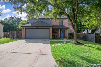 Converse Single Family Home Active Option: 7722 Plainsman