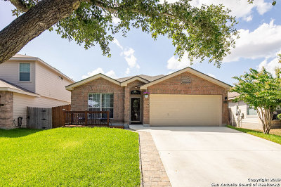 New Braunfels Single Family Home Active Option: 262 Val Verde Dr