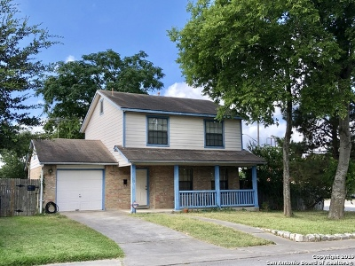 San Antonio Single Family Home Back on Market: 302 Channing Ave