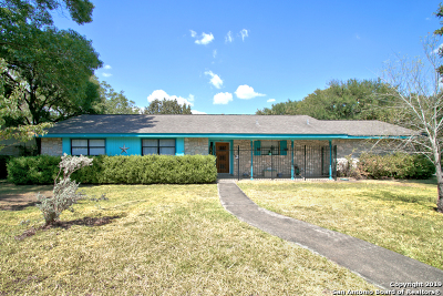 San Marcos Single Family Home For Sale: 308 Lamar Ave