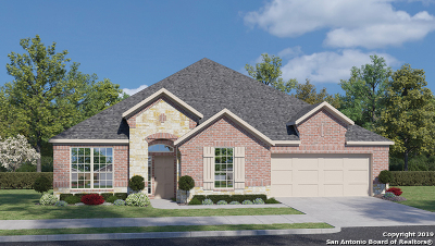 Valley Ranch - Bexar County Single Family Home For Sale: 13830 Greater Straw