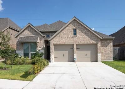 Seguin Single Family Home For Sale: 2113 Range Rd