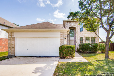 Schertz Single Family Home For Sale: 4504 Union Creek Dr