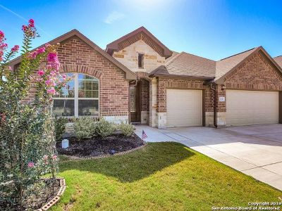 Alamo Ranch Single Family Home For Sale: 236 Lucchese St