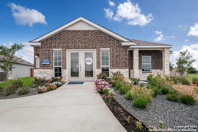 Bulverde Single Family Home For Sale: 31684 Bard Lane