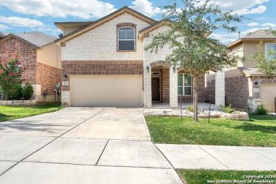 Alamo Ranch Single Family Home For Sale: 12826 Lone Star Leaf