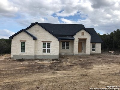 Canyon Lake Single Family Home For Sale: 205 Arroyo Way
