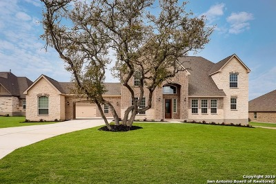 Castroville Single Family Home For Sale: 588 Texas Bend