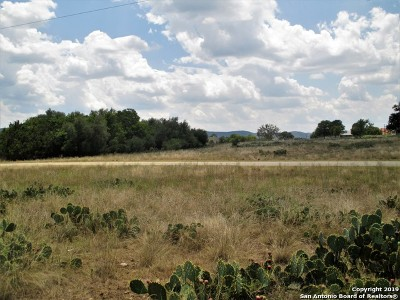 Bandera Residential Lots & Land For Sale: 13 Stone Crest